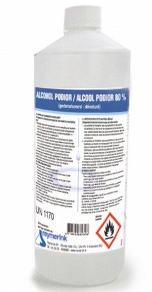Alcohol Podior 80% 1000ml