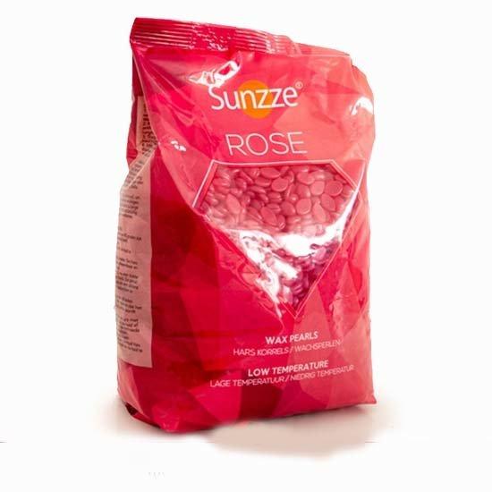 Film WaxKorrels 1kg Sunzze Rose (Roze)
