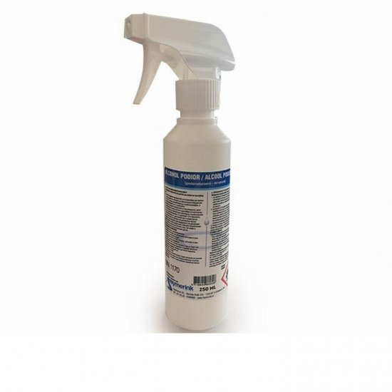 250ml Alcohol Podior 80% spray