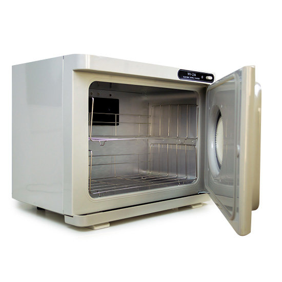 Handdoek verwarmer met UV 23Ltr