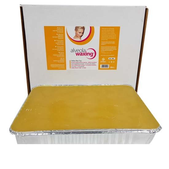 Hars in tray 1kg: Honing