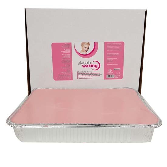 Hars in tray 1kg: Pink Tio