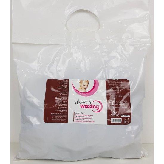 Harsbrokken in zak 1kg: Chocolade