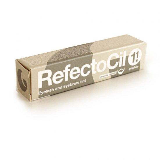 Refectocil nr 1.1 grijs wimperverf
