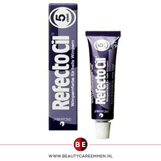 Refectocil nr 5 Violet wimperverf 15ml