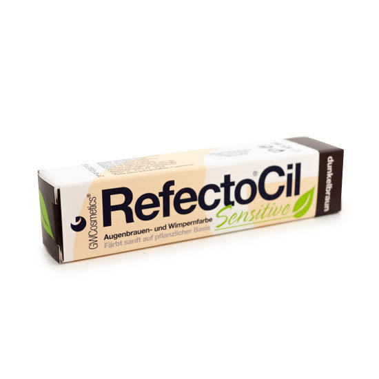 Refectocil Sensitive donkerbruin 15ml