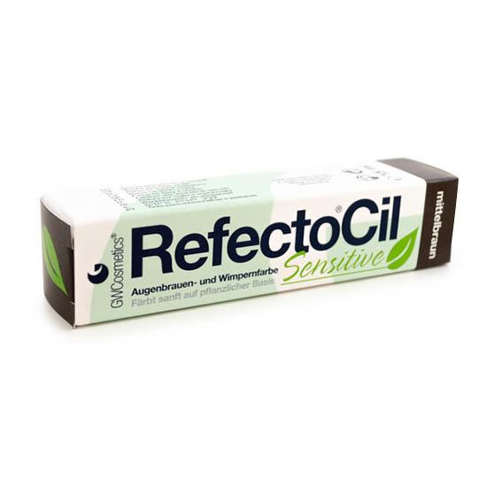 Refectocil Sensitive middenbruin 15ml