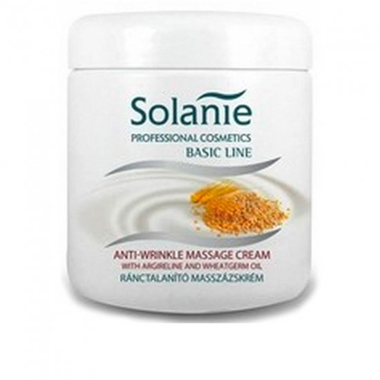 Solanie basic tightening massage cream 500ml