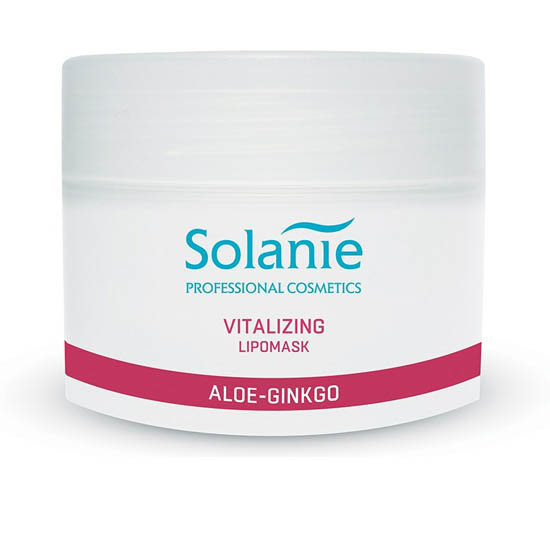 Solanie vitalizing lipomask