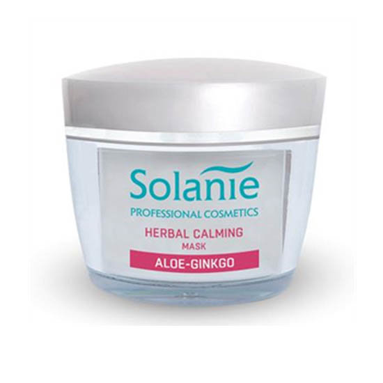 Solanie herbal calming mask