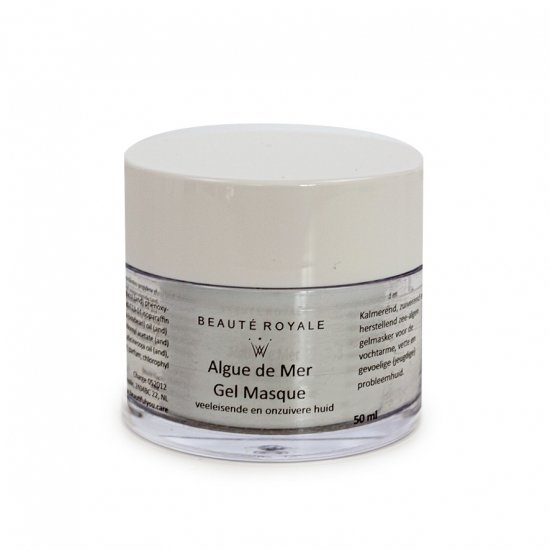 Beauté Royale Algue de Mer Gel Masque (Zee-algen) 50 ml