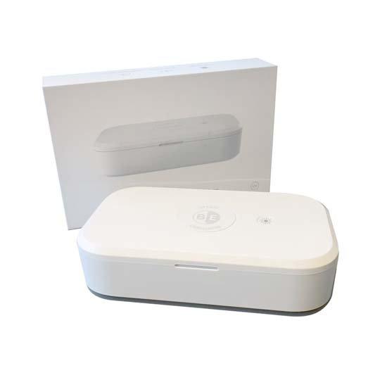 Draadloze UV-desinfectiebox