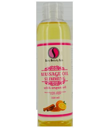 Massage olie Slimming (Argan) 250ml
