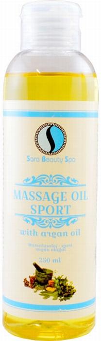 Sport olie massage 250 ml