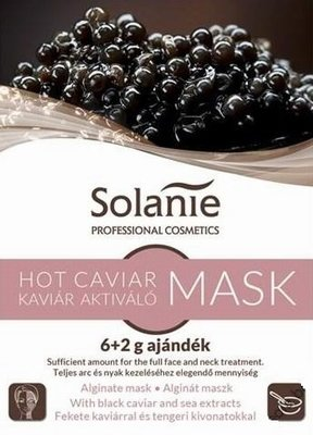 Hot Caviar Mask