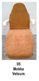mokka_Universele stoelhoes geschikt voor de meeste behandelstoelen