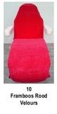 framboos_Universele stoelhoes geschikt voor de meeste behandelstoelen