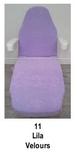 lila_Universele stoelhoes geschikt voor de meeste behandelstoelen