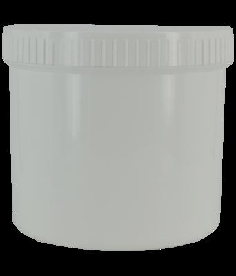 Pot met draaideksel, Groot 350 ml