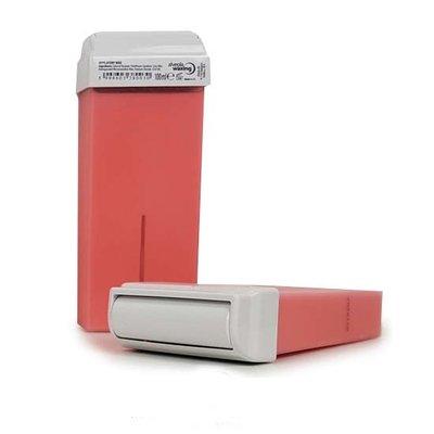 100ml Tio-pink harspatroon met vaste brede roller