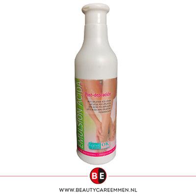 500ml Depil-Ok After wax Lotion emulsie (Groen)