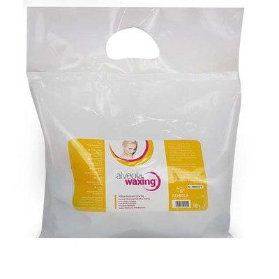 Harsbrokken in zak 1kg: Honing