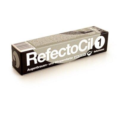 Refectocil nr 1 zwart wimperverf