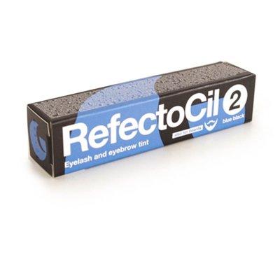 Refectocil nr 2 blauwzwart wimperverf