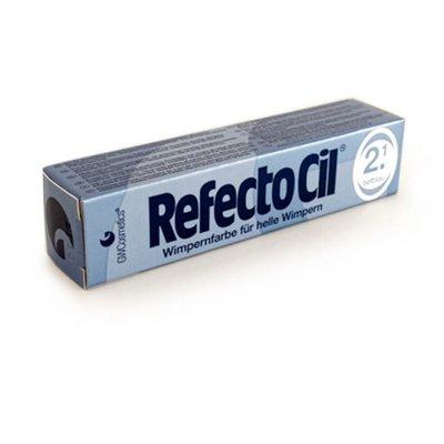 Refectocil nr 2.1 diepblauw wimperverf