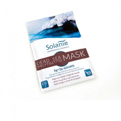 Solanie Alginate Dead Sea Poedermasker