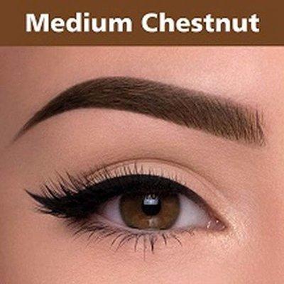 Brazilian Brow Medium Chestnut