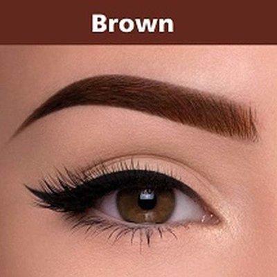 Brazilian Brow Brown
