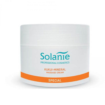 Solanie kukui-mineral massage cream