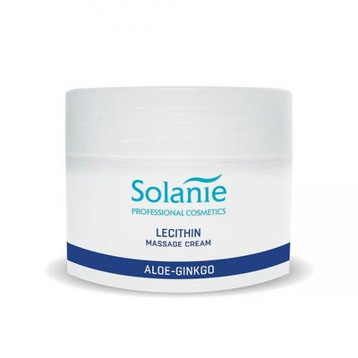 Solanie lecithin massage cream