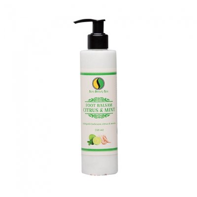 Sara Beauty Spa Citrus&Mint Foot Balsum
