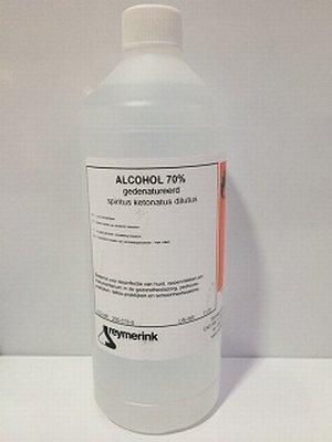 Alcohol 70% 1 liter