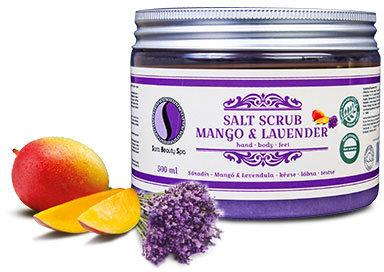 SCRUB ZOUT mangolavendel