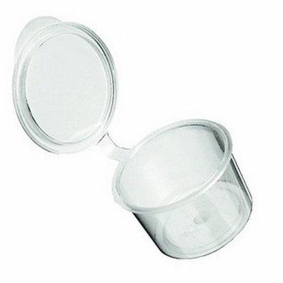 Kunststof cupjes 15 ml per 25st