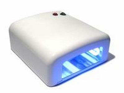 Nagellamp UV met timer 120sec
