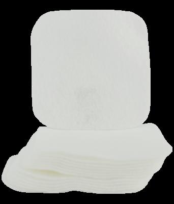 Nail wipes 250 stuks vierkant 8cm