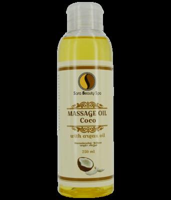 Massage olie Coco (Argan) 250ml