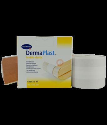 Hartmann DermaPlast Textile elastic 6x5cm