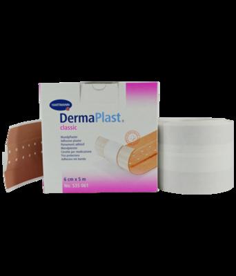DermaPlast classic 6cm x 5m Hartmann