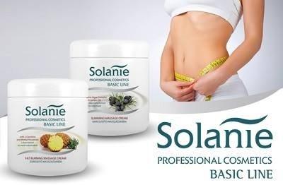 Basic- Vet Verbrandend Massage Crème 500 gr