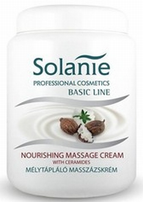 Basic nourishing massage creme 1000 ml