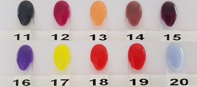 Gelpolish nr 11 tm 20